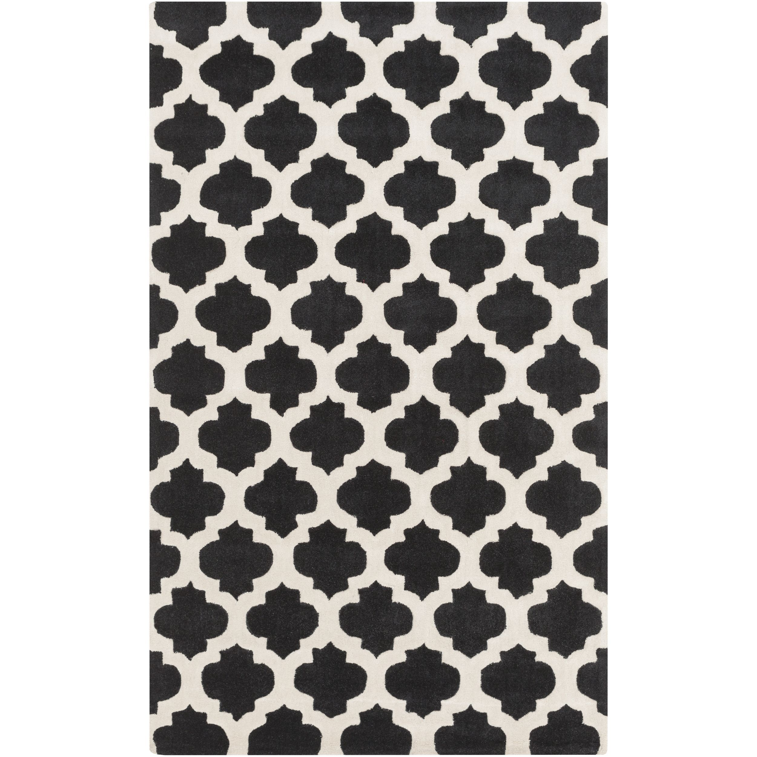 knotted black x beni rugsville hand rugs ourain rug moroccan