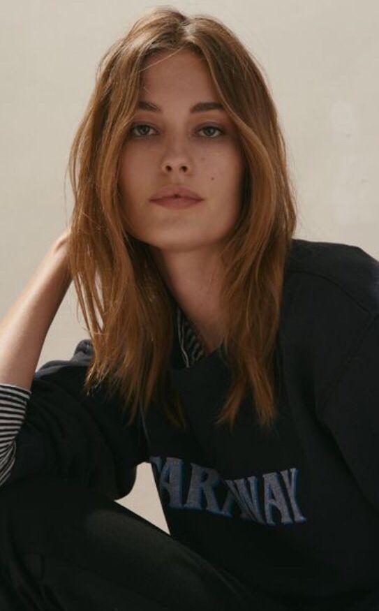 Nadja Bender for Isabel Marant Etoile spring 2015