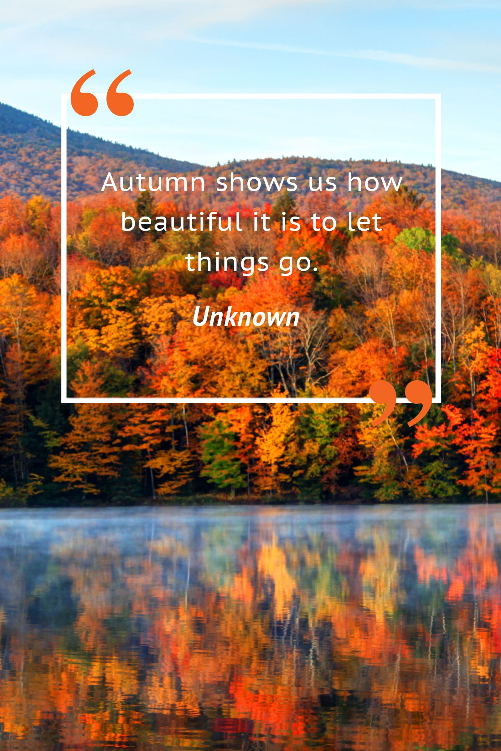 5 Fall Quotes to Remind You Just How Beautiful This Season Is