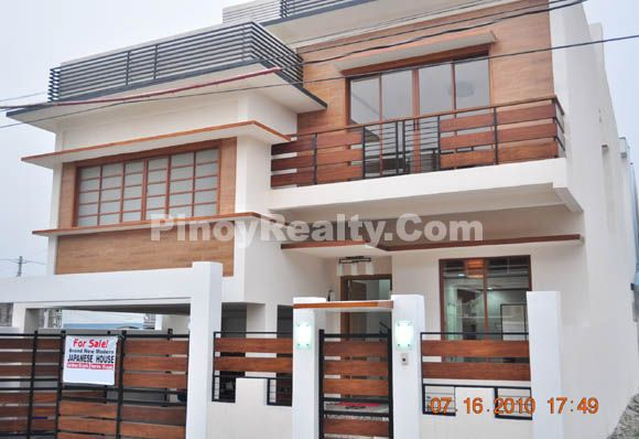 Modern Japanese Style House For Sale In Greenwoods Exec. Village ...