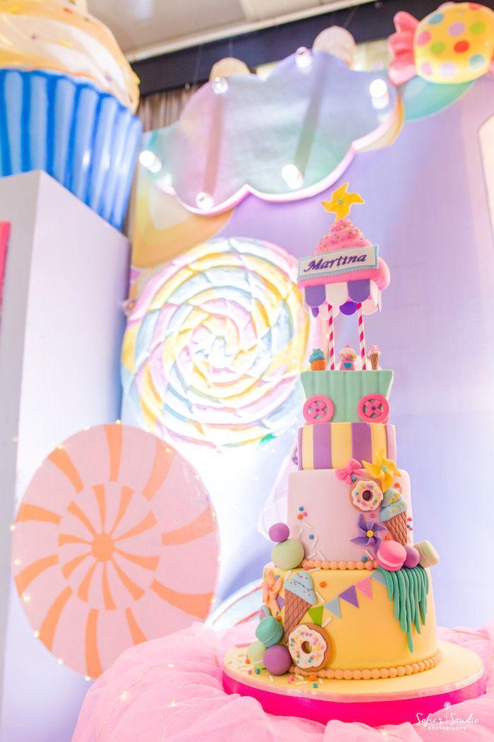 Candy Heaven Birthday Party | Kara's Party Ideas