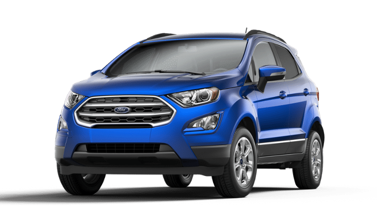 2020 Ford EcoSport Build & Price Ford ecosport, Ford