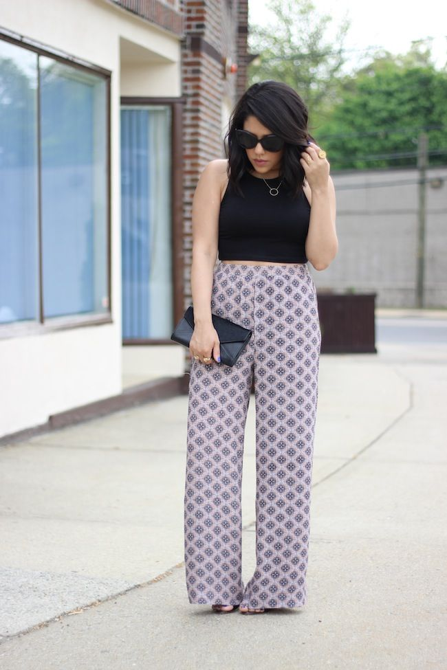 A Love Affair With Fashion : Wide-Leg Pants For Summer