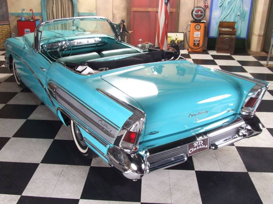 1958 Buick Century Convertible