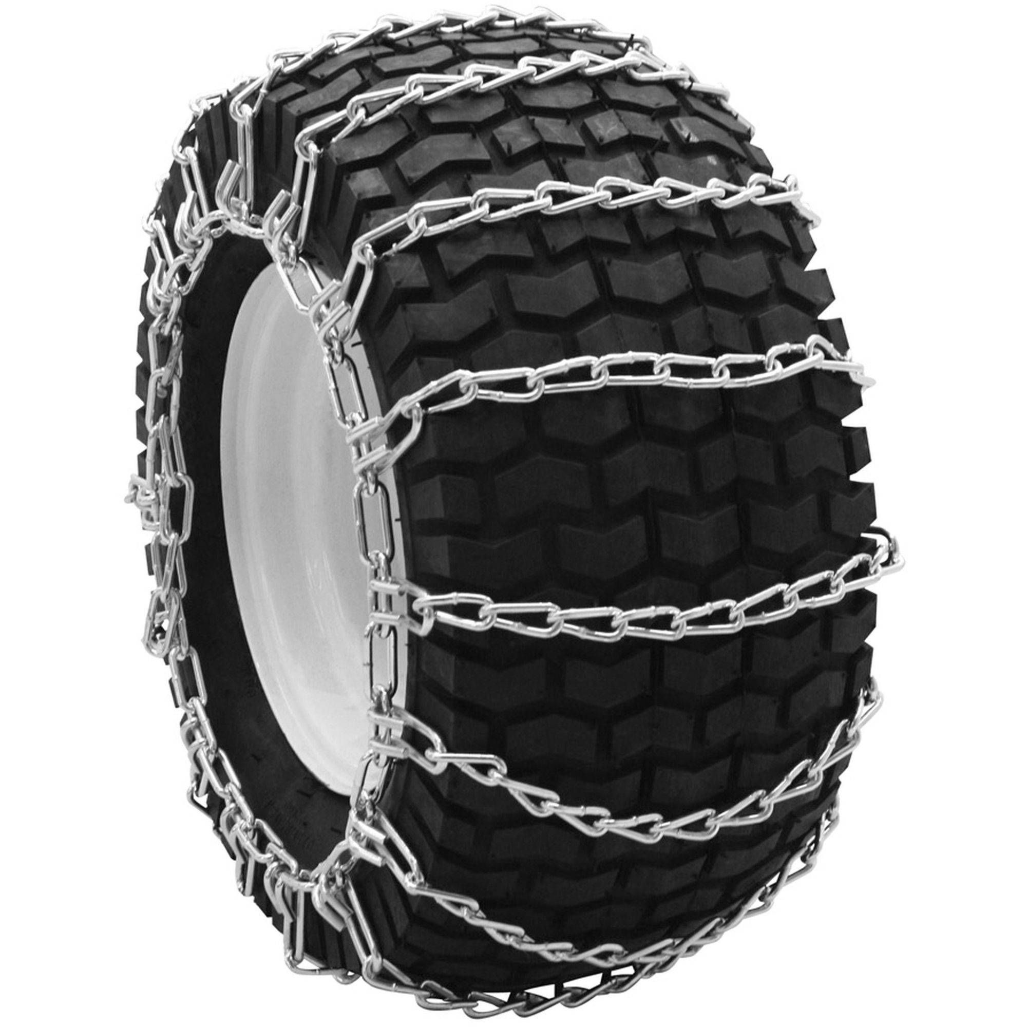 Recomeneded Peerless Chain Company Max Trac Snowblower Garden Tractor Tire Chains 1060356 Tractor Tire Snow Blower Lawn Tractor