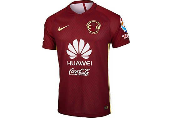 sports shoes f26f9 3bad6 2016/17 Nike Club America Away Authentic Match Jersey. Hot ...