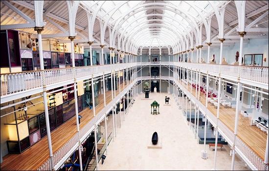 Story of Scotland through the city of Edinburgh inc