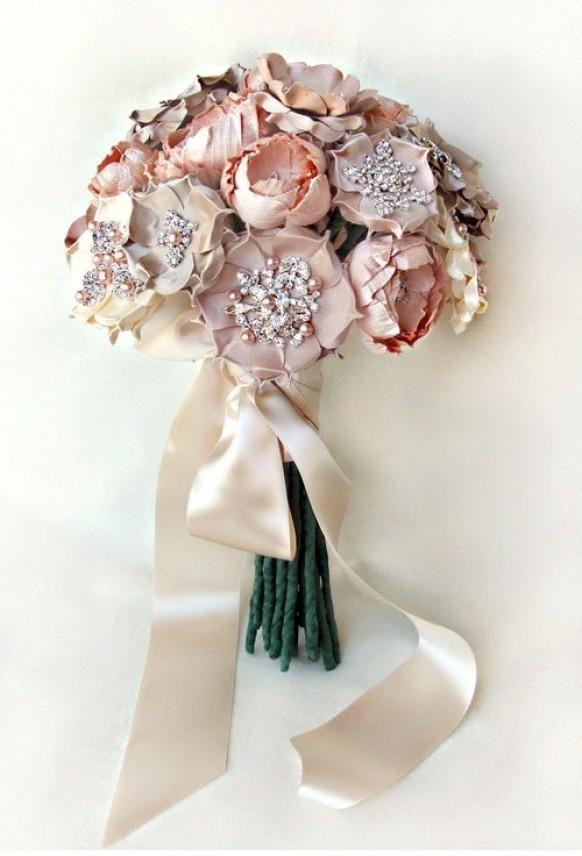 DIY Wedding Bouquets > Silk Bridal Bouquets From Emici Bridal I don ...