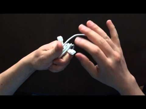 How to use – CLOOP: Your Handy Magnetic Cable Tie
