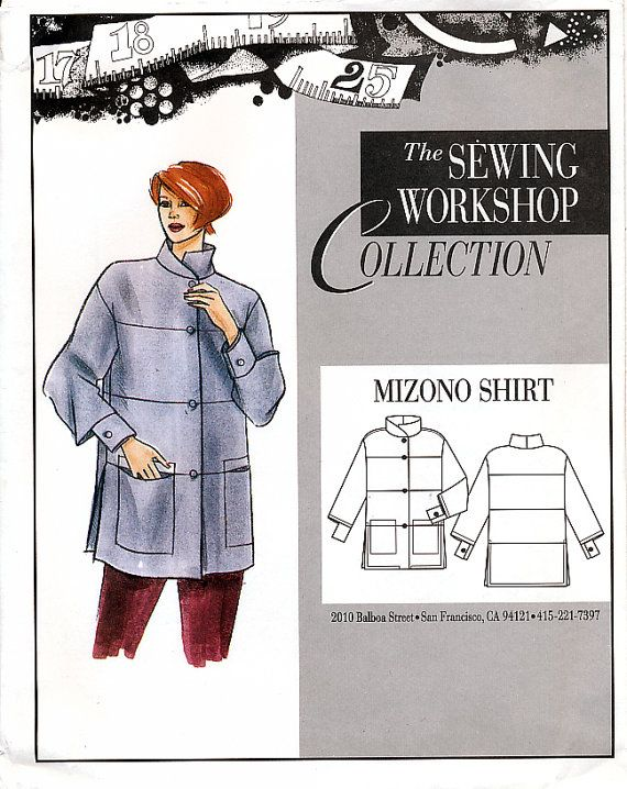 The Sewing Workshop Collection Sewing Pattern For By Retrowithlana