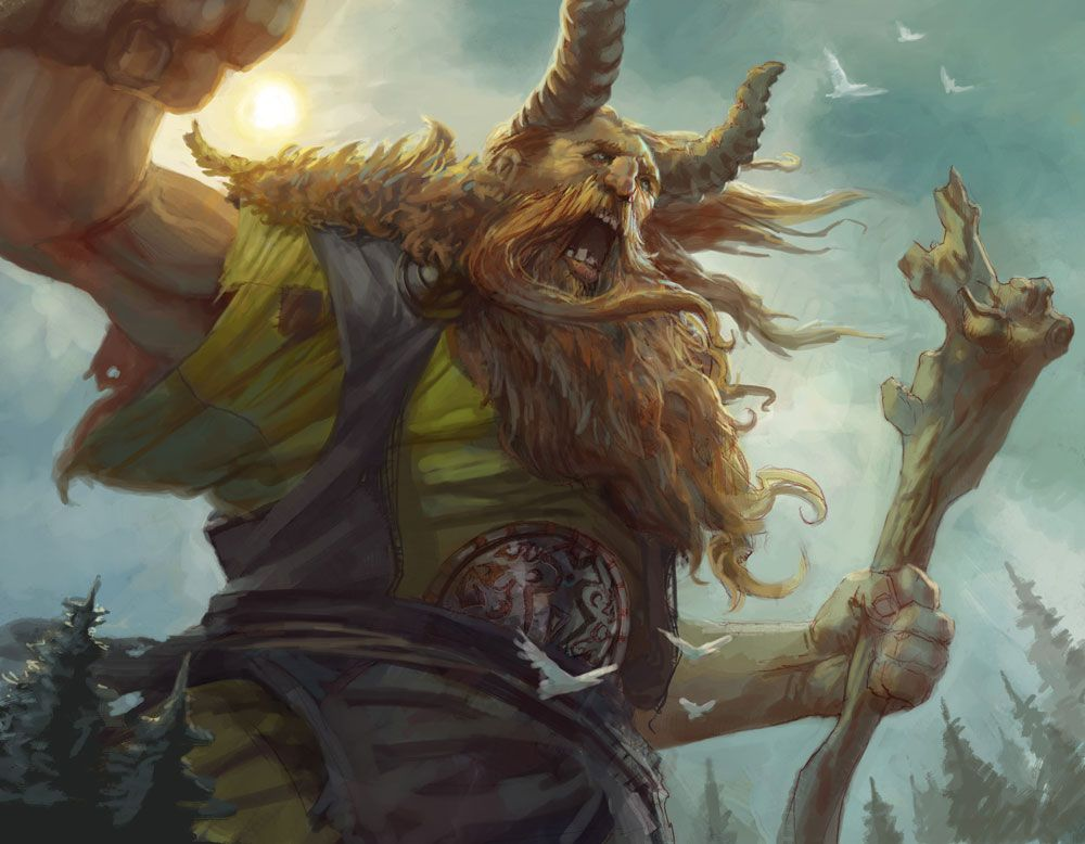Giant By Petemohrbacher Giants Pinterest Fantasy Fantasy Art
