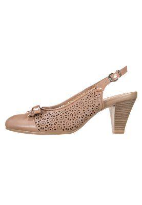 separation shoes facd5 28955 Caprice Pumps - sand - Zalando.de | Hochzeit | Schuhe sale ...