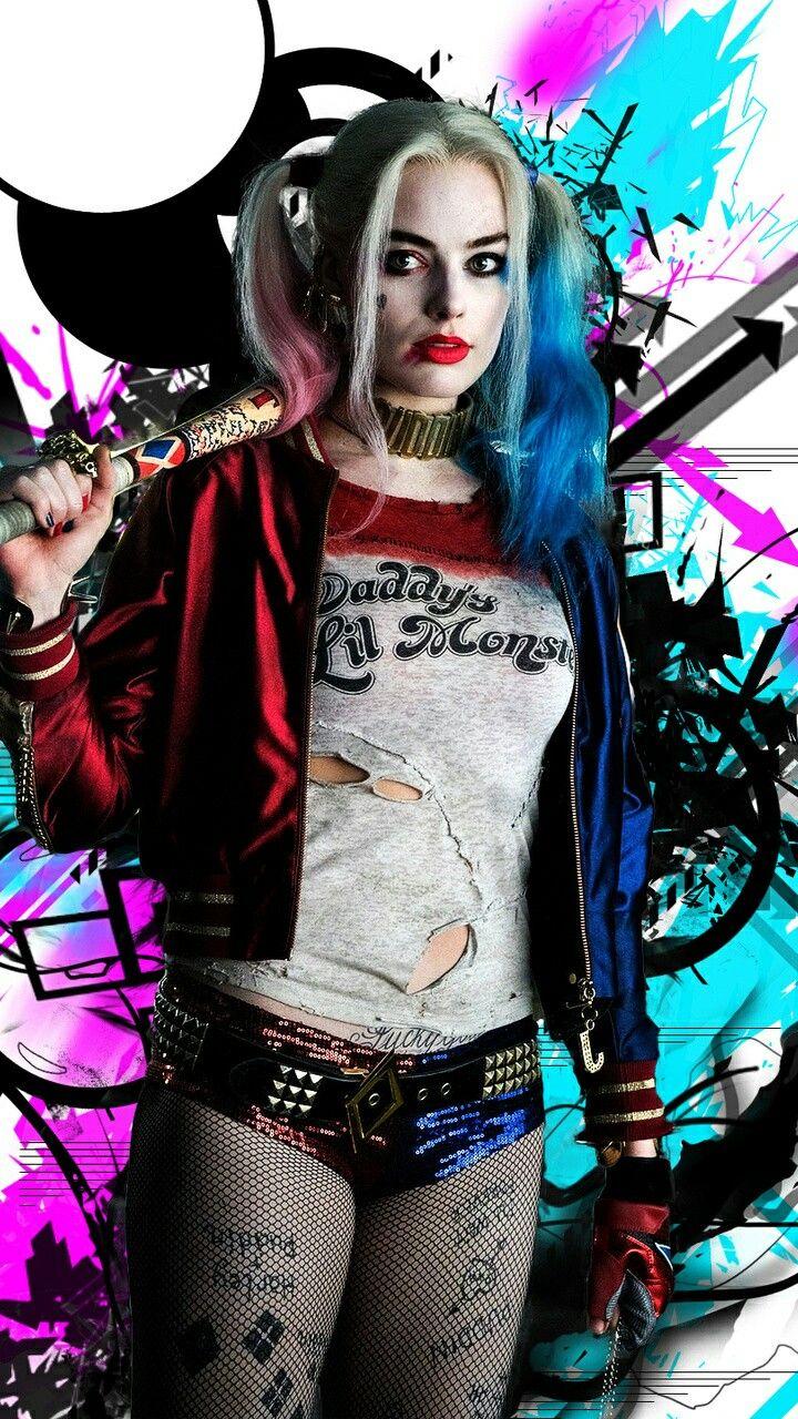 Pin Em My Girl Harley Quinn