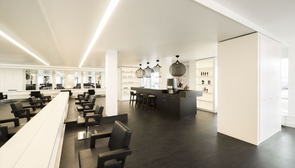 Hair Salon Bla Bla Kapsalon - Design Salon #SalonTrends | Beauty ...