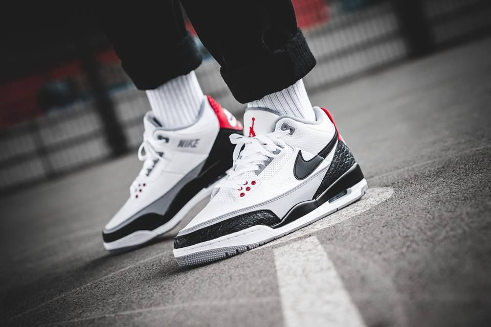 bd7fb63a52a Air Jordan 3 NRG Tinker in 2019 | Nike Just Do it Outfits and 23's ...