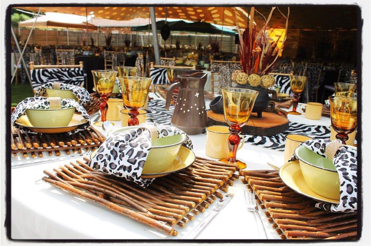 Traditional african wedding decor zulu wedding wedding ideas traditional african wedding decor zulu wedding wedding ideas wedding centerpieces luxurious animal junglespirit