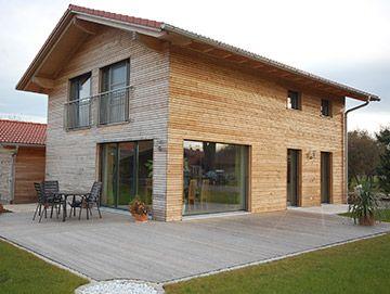 Holzhaus in Bruckmühl
