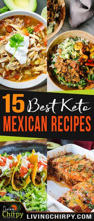 Photo of 15 Best Keto Mexican Recipes