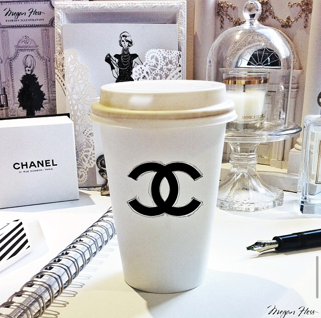 6327e41d202 Chanel Cup, yes please! | OhSoChic | Chanel fashion, Chanel, Coco chanel