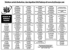 Download Asmaul Husna Ary Ginanjar Agustian Berformat Mp3 Asmaul Husna