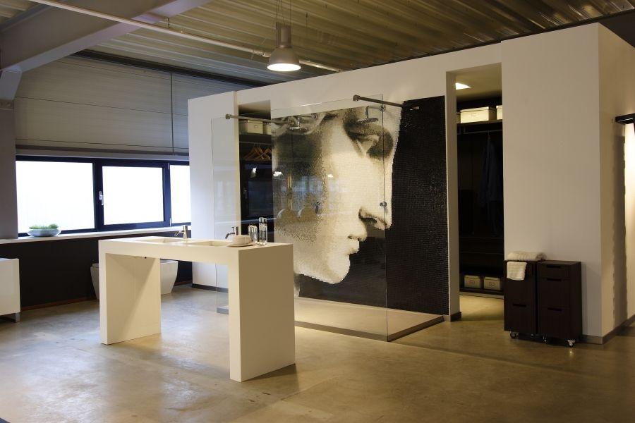 Showroom badkamers - bad-keuken | badkamer | Pinterest | Showroom