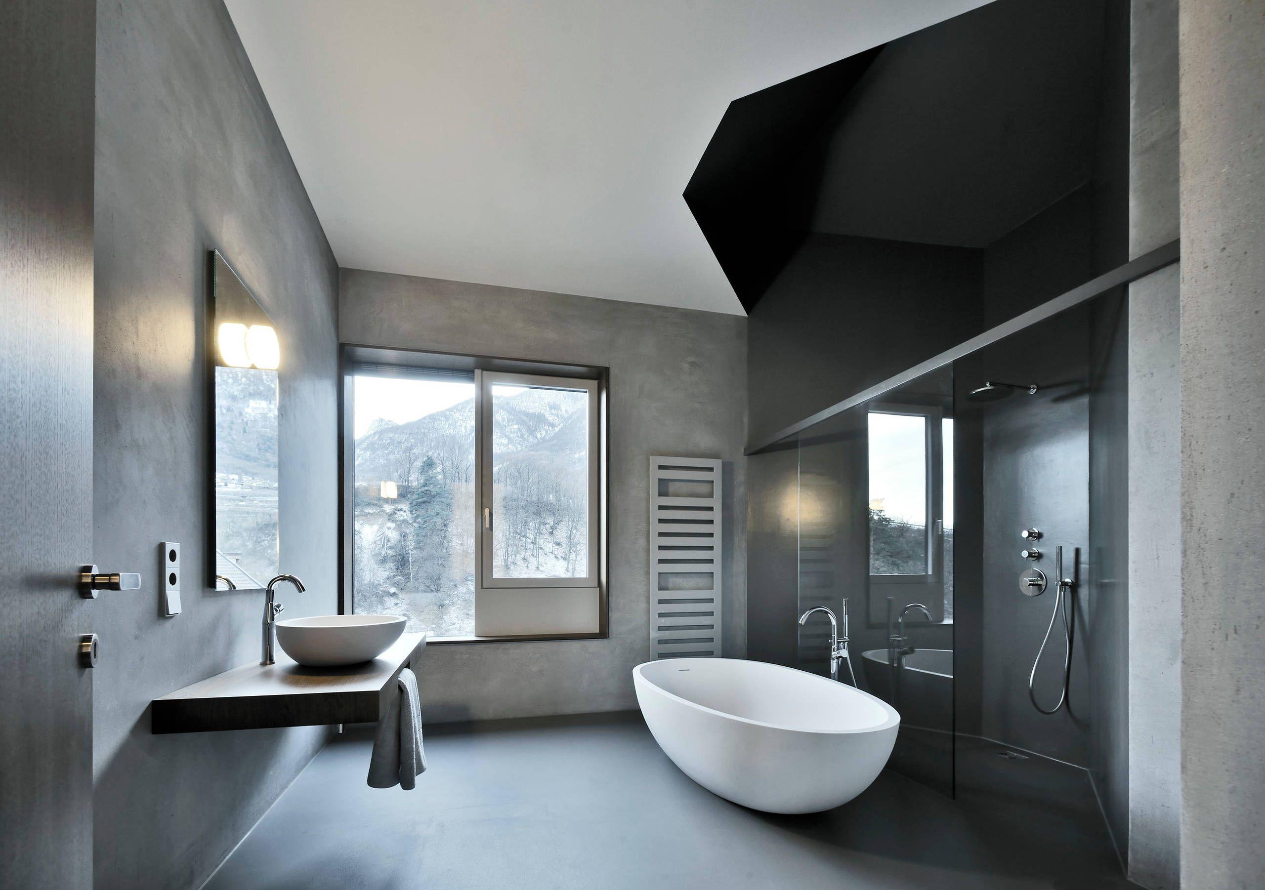 47+ Modern Architectural Bathroom Interior Design Styles