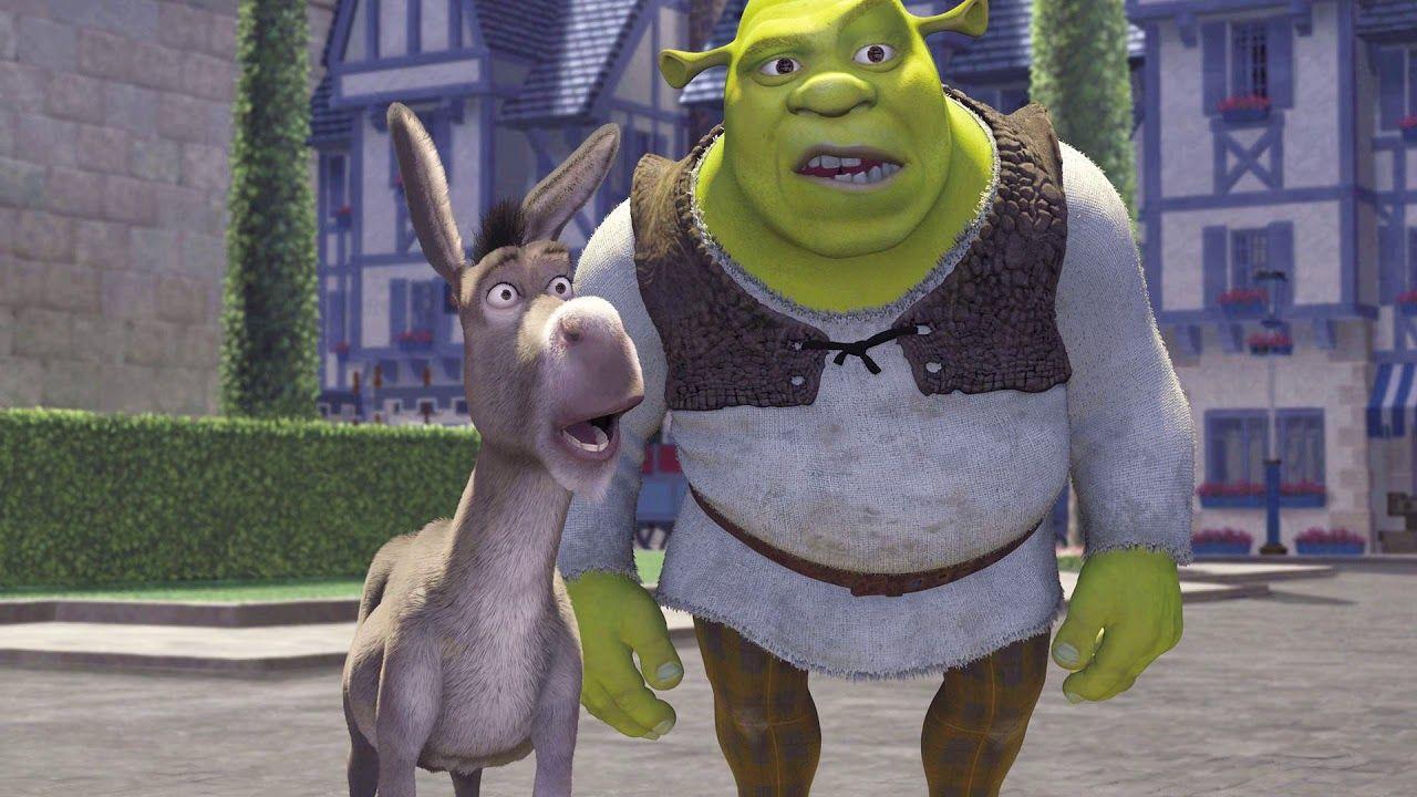 [Wikipedia] Shrek the Third (video game) https//youtu.be