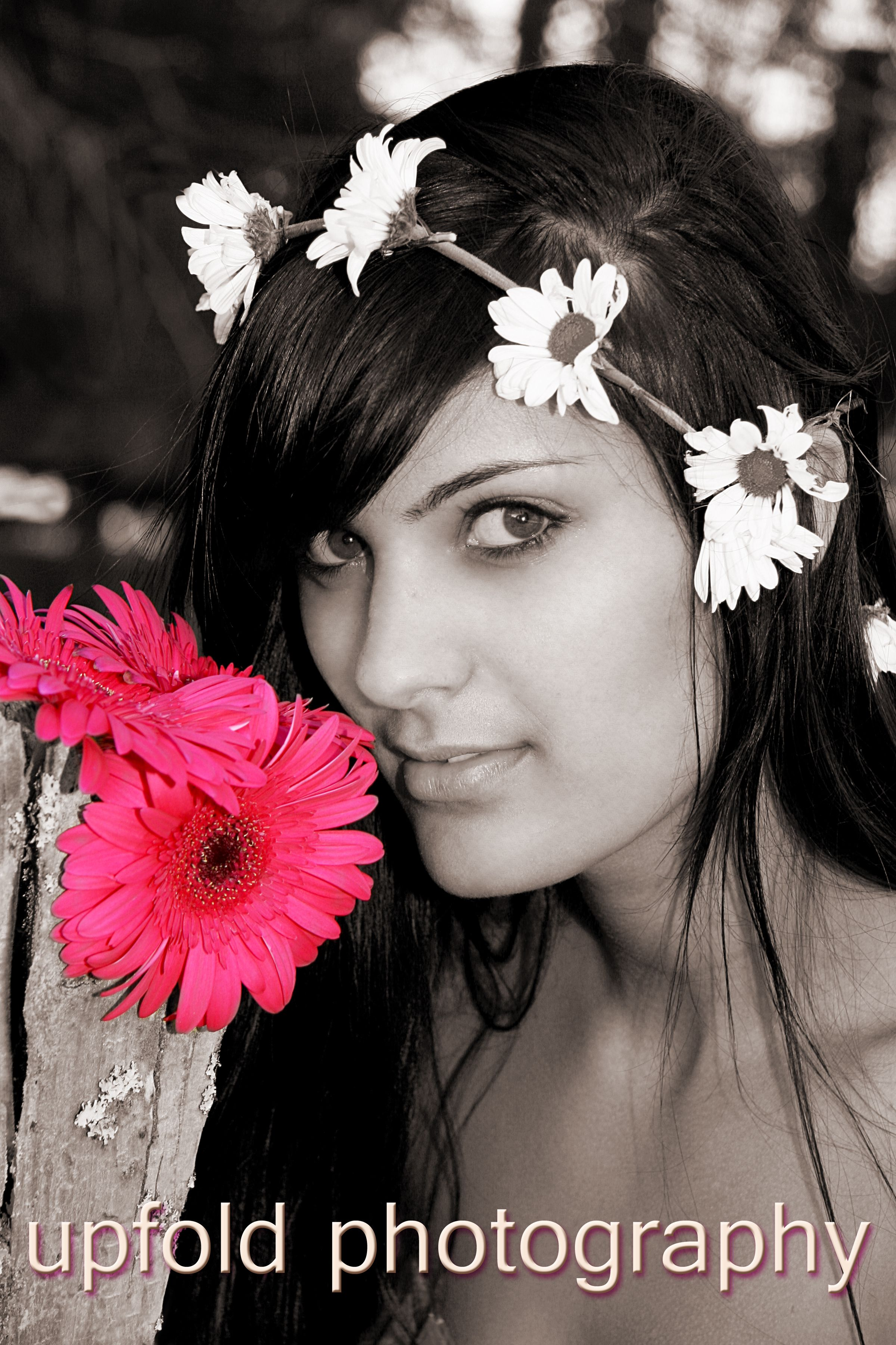 Such a beautiful girl with flowers in her hair image by upfold such a beautiful girl with flowers in her hair image by upfold photography izmirmasajfo
