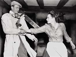 The Quiet Man - Hands down, one of my all time faves.  No reason in particular