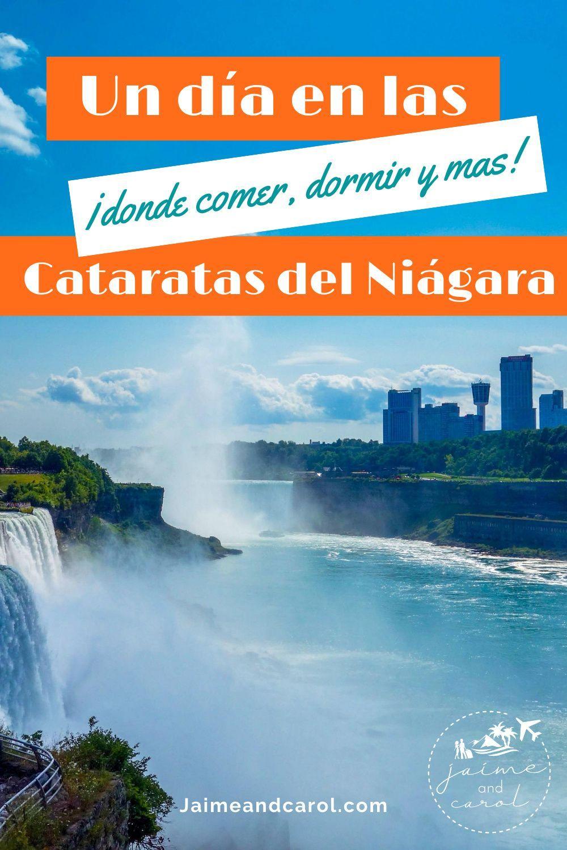 Guía De Las Cataratas Del Niágara Ny En 2020 Cataratas Del Niagara Cataratas Guia De Viaje