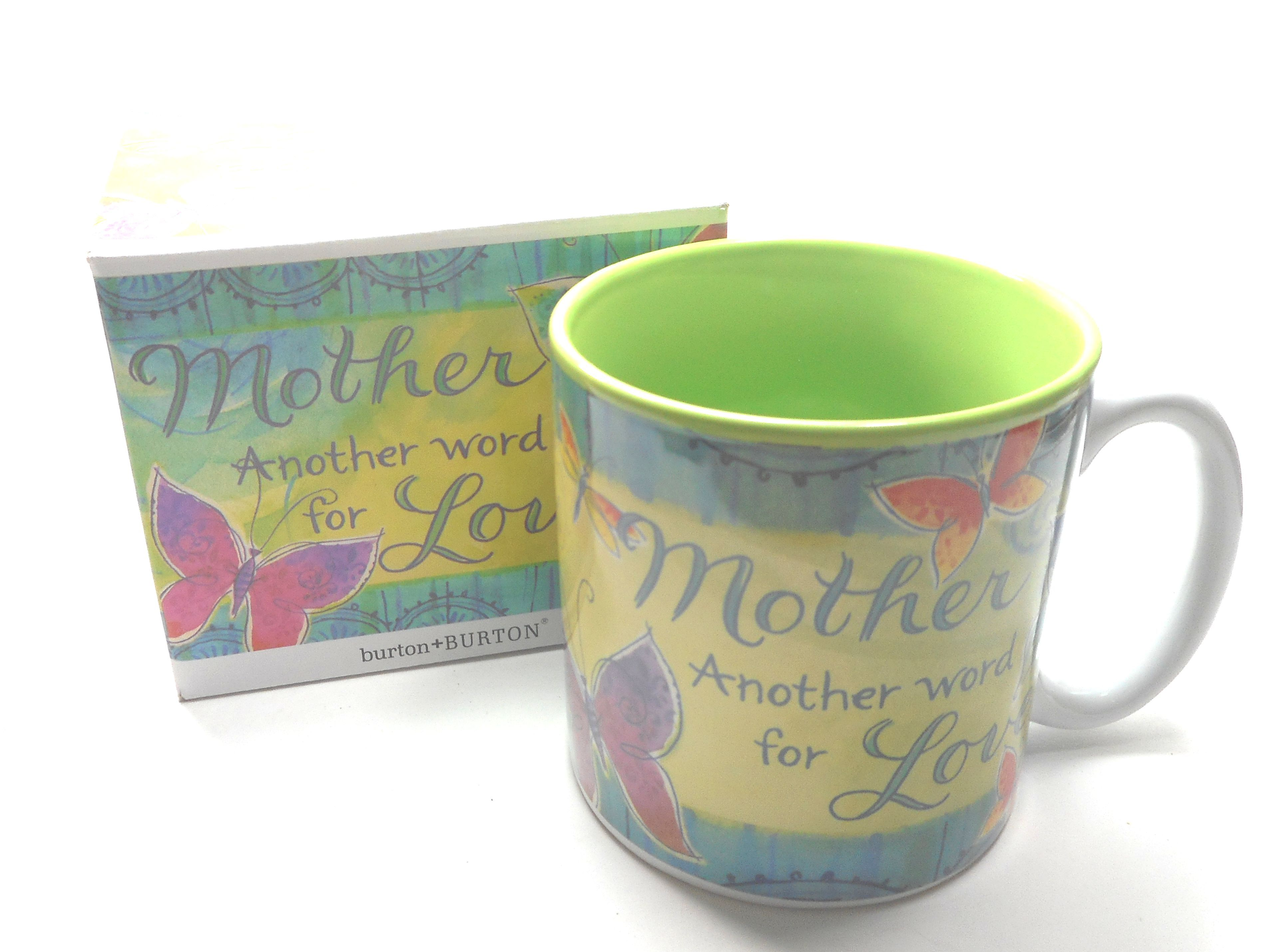 Mother Another Word For Love Coffee Mug In Gift Box