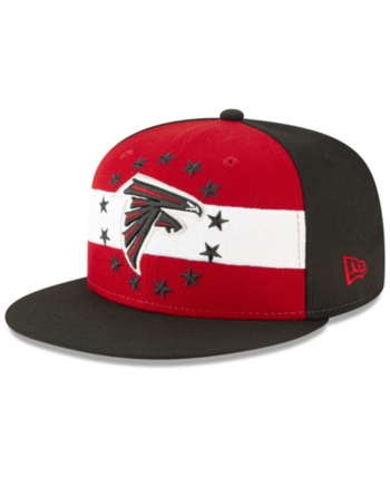 sale retailer 79898 189dd New Era Atlanta Falcons 2019 Nfl Draft 59FIFTY Fitted Cap - Black 6 7 8
