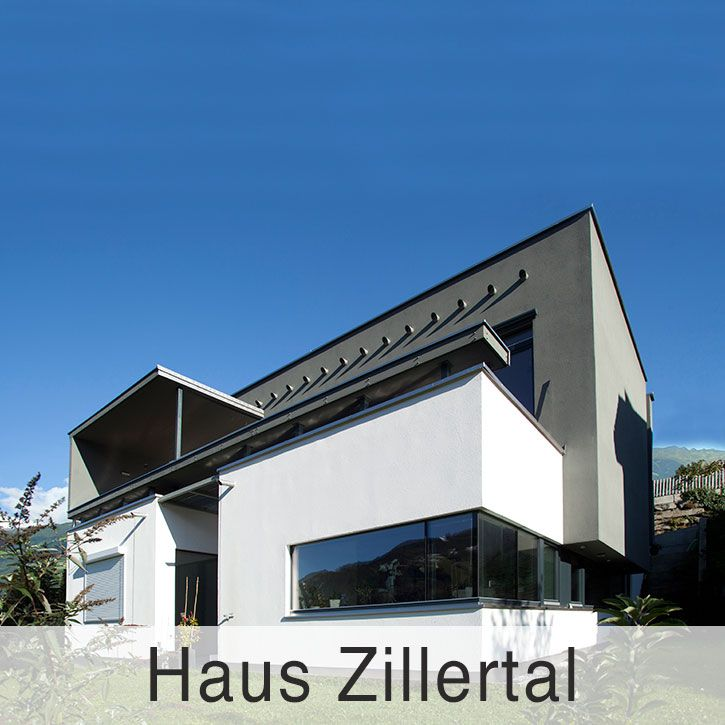 Melis + Melis | Architekt | Zillertal | Haus