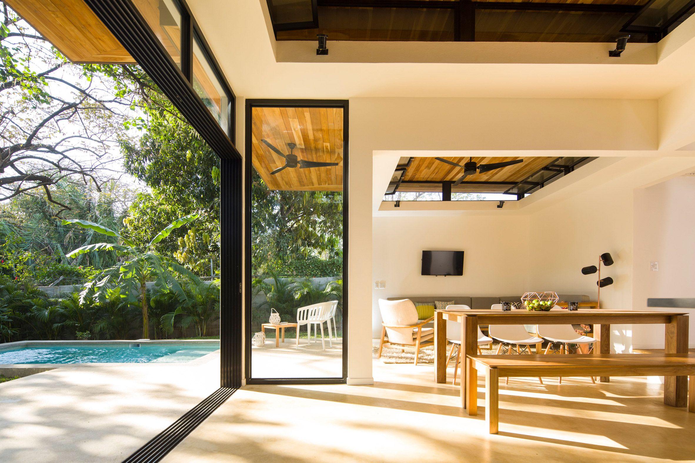 Nalu boutique hotel and yoga studio costa rica by studio saxe