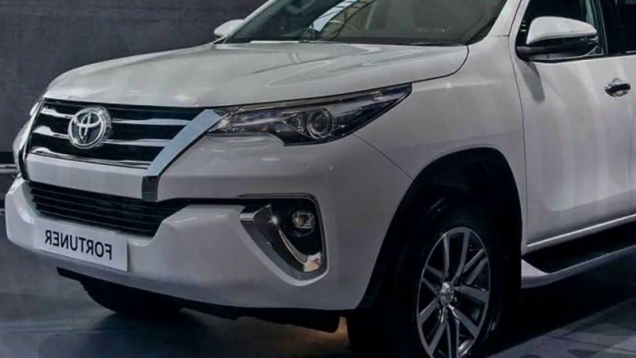 Toyota Fortuner 2020 New Concept Overview Toyota New Cars Fuel