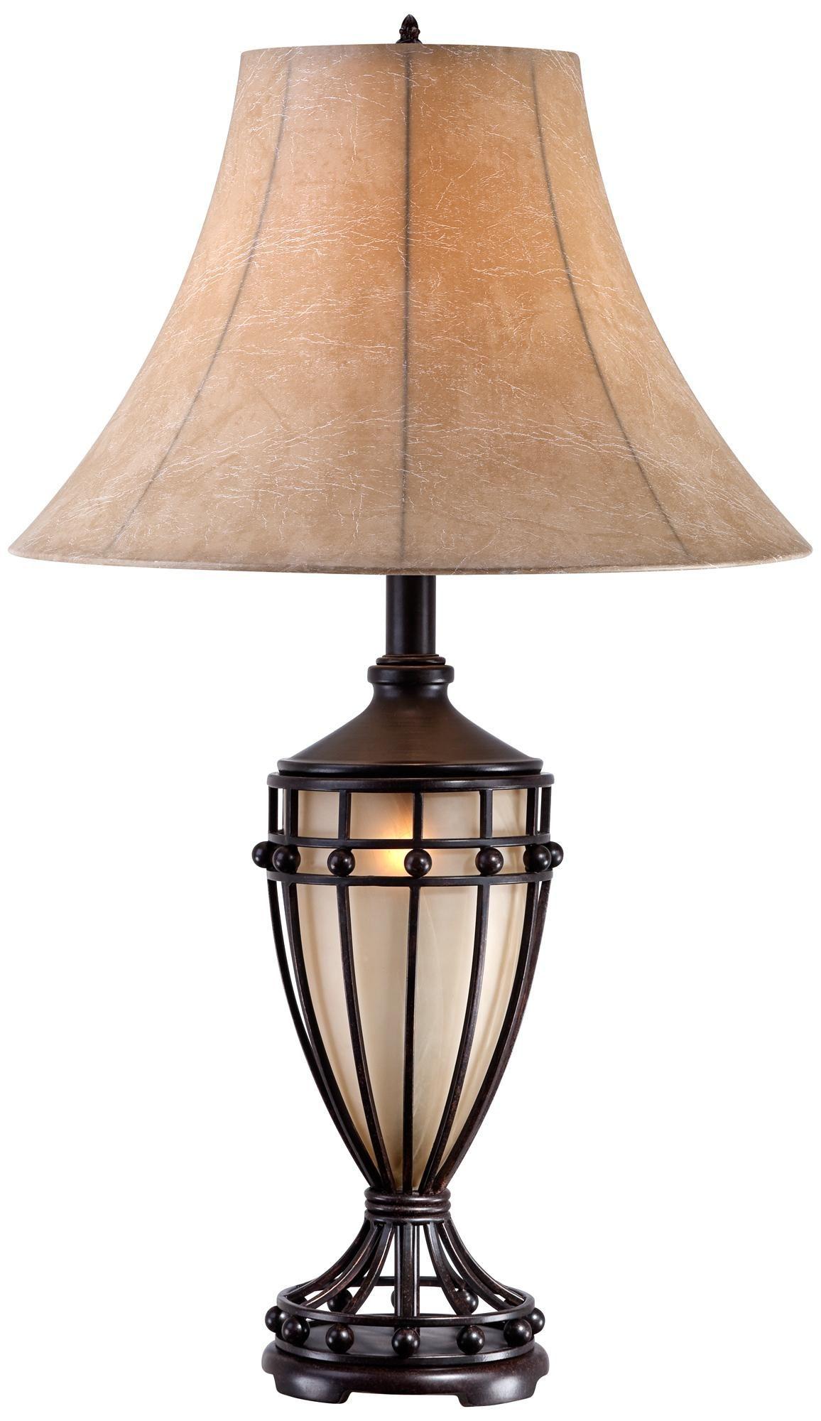 Cardiff Iron Night Light Urn Table Lamp T7663 Lamps Plus Table Lamp Lamp Lantern Table Lamp
