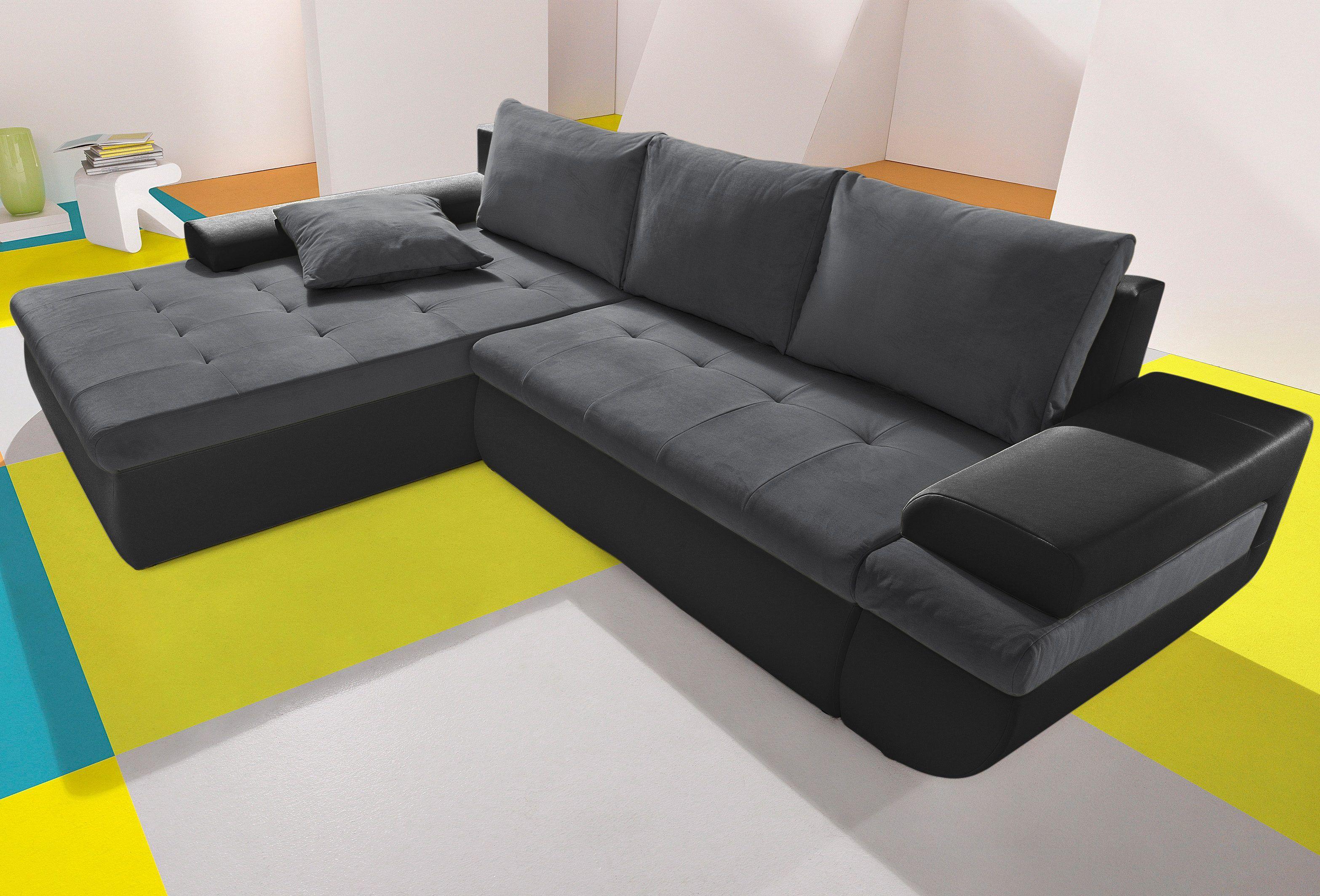 Verführerisch Sofa Mit Recamiere Ideen Von Couch