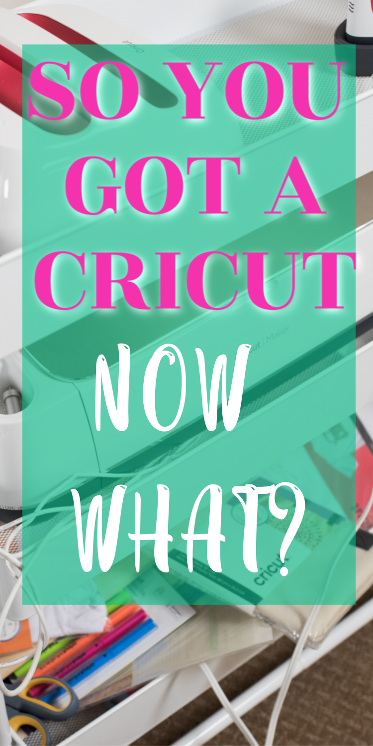Cricut 101 for Beginners