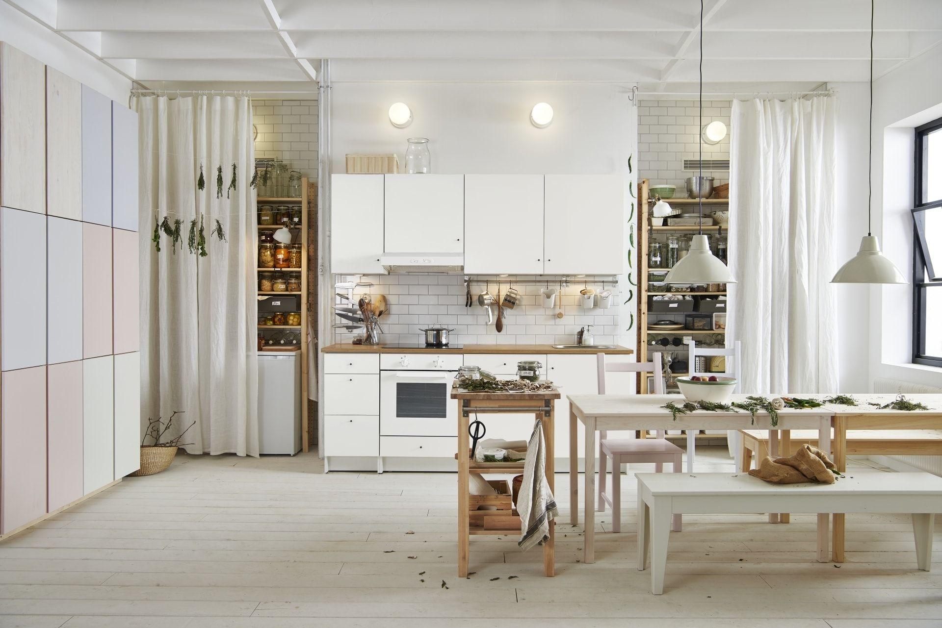 Cuisine Knoxhult par IKEA Tous dans la cuisine avec les