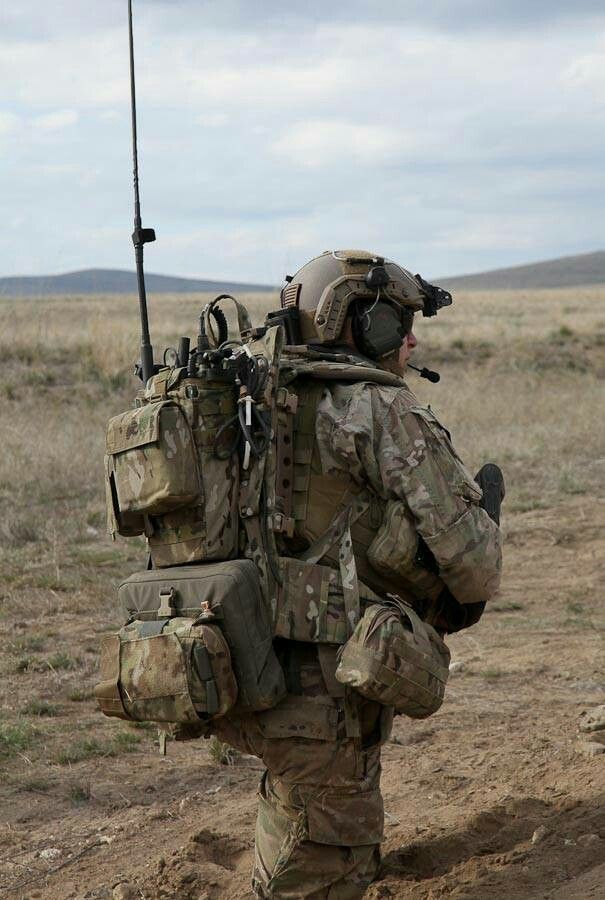 Military Special Forces, 75th Ranger Regiment