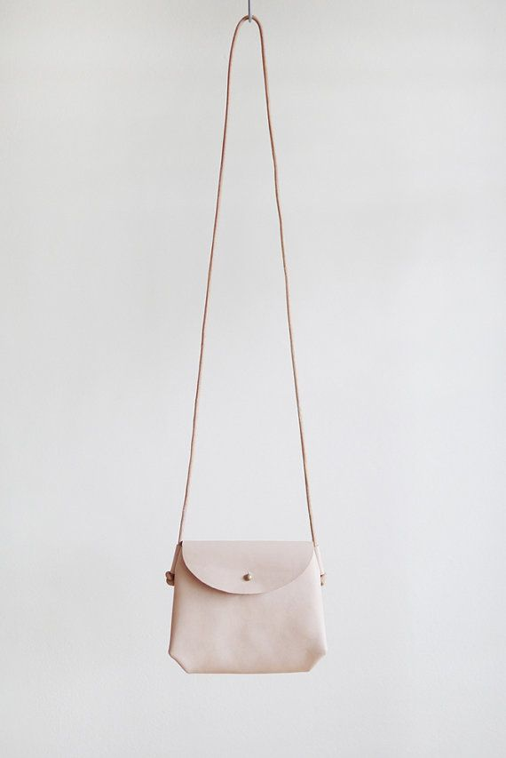 ... Purses and Handbag - A Stream Of Handbags. SECONDS SALE Mini Crossbody  Sling in natural nude by smallqueue 96b00a5c89