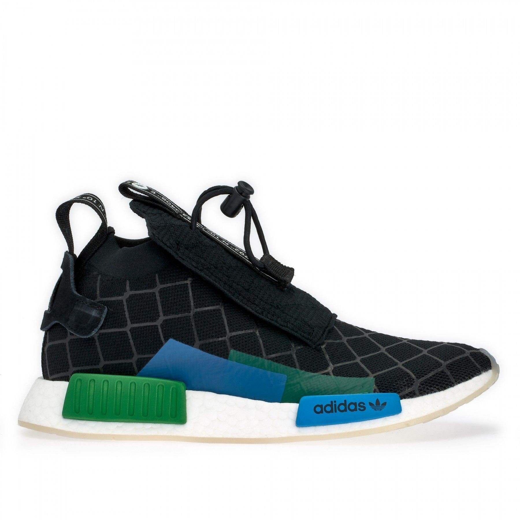 2cbcf1a0899d2 Adidas Consortium NMD R1 STLT MITA (Black)