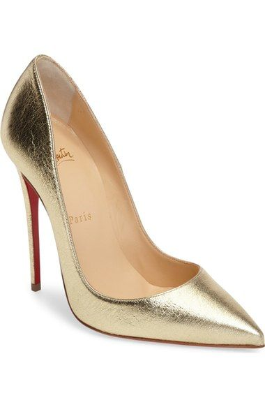 fb6187d14d1 Christian Louboutin So Kate Pointy Toe Pump available at  Nordstrom ...