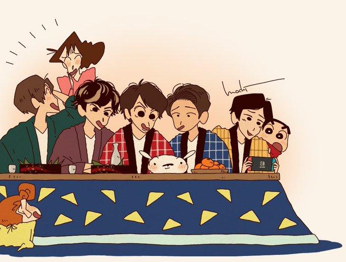 もち xxmochi730xx twitter crayon shin chan cute cartoon wallpapers sinchan cartoon