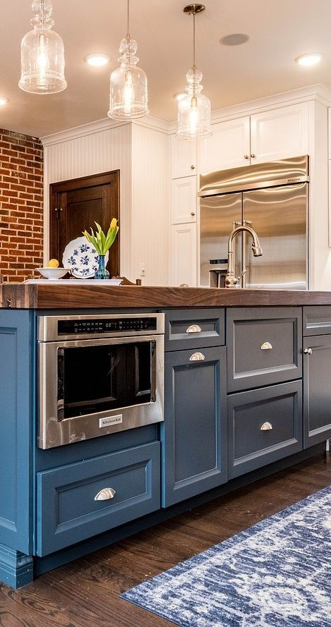 12 clever kitchen island with storage tips from ex