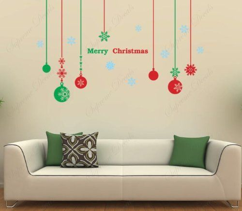 Christmas Wall Decals | Christmas Wall Decals | Pinterest | Boys ...