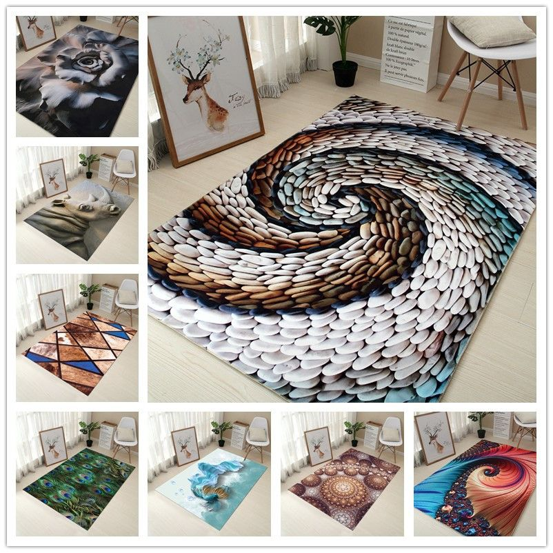 10 36 Aliexpress Rugs On Carpet Bathroom Carpet Printed Carpet