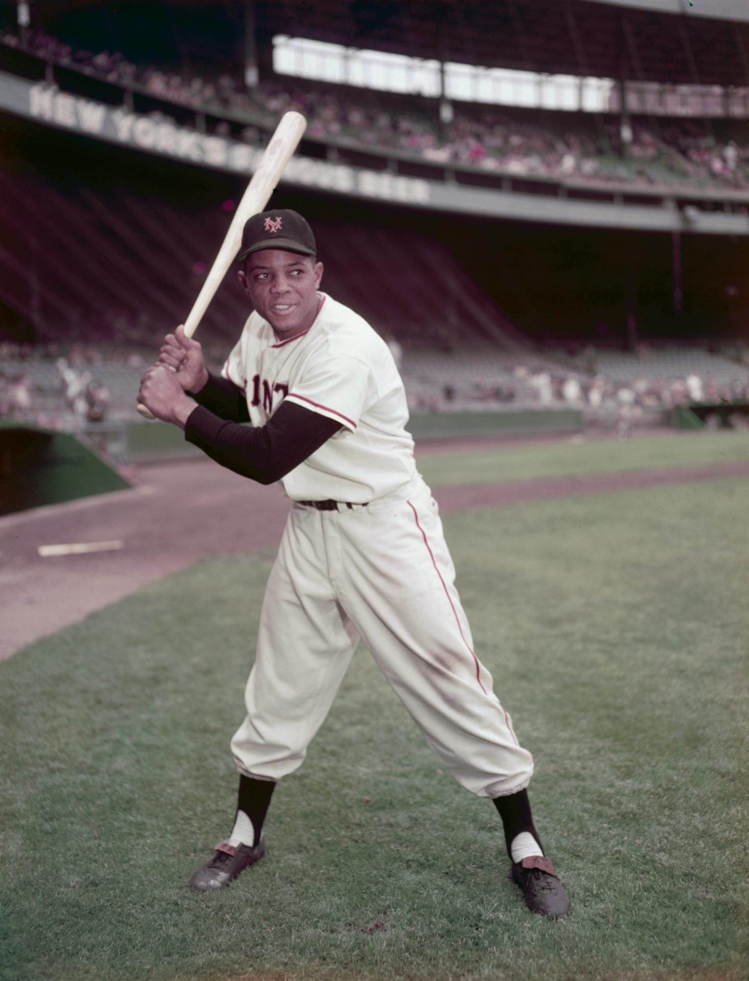 Willie Mays. The original 5tool player. One of the