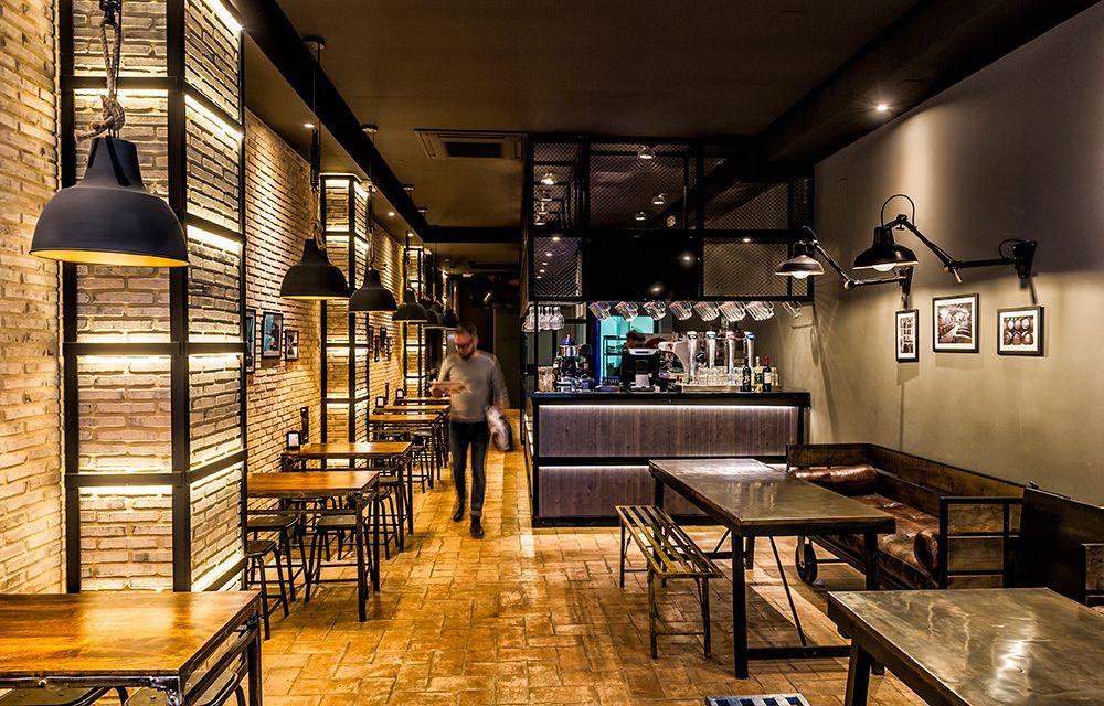 Restaurante tintapa en valencia espa a tintapa - Estudios de interiorismo valencia ...