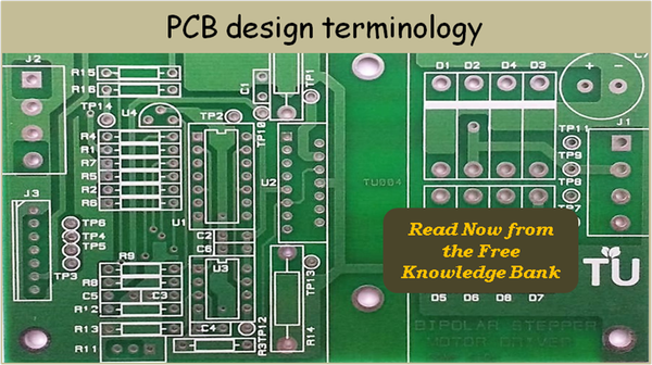 Read to learn the basic terminology used in PCB designing https ...